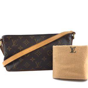 Louis Vuitton Trotteur Long Strap Crossbody Bag